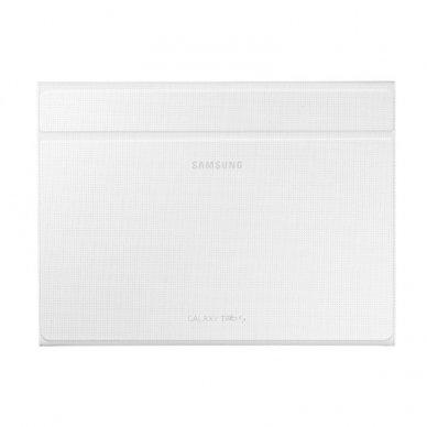 Dėklas planšetiniam kompiuteriui Samsung Galaxy Tab S 10.5 atverčiamas, baltas (EF-BT800BWEGWW, originalus) 2