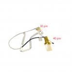 Ekrano kabelis Asus X550 X550CA X550CC X550CL X550VA X550VB X550VC X550LA 1422-01JN000