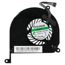 Aušintuvas (ventiliatorius) kairės pusės APPLE Macbook Pro A1286 (4PIN)