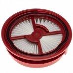 Filtras dulkių siurbliui (putplastis- + HEPA filtras raudonas) 1250 Bissell Symphony