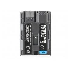 Skaitmeninės kameros baterija (akumuliatorius) GC skirta Canon EOS 5D 10D 20D 30D 40D 50D 7.4V 1600mAh