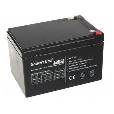Baterija (akumuliatorius) GC UPS Gel (universali) 12V 12Ah