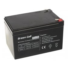 Baterija (akumuliatorius) GC UPS Gel (universali) 12V 14Ah