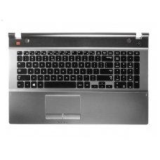 Klaviatūra su korpusu (palmrest) Samsung 550P7C NP550P7C