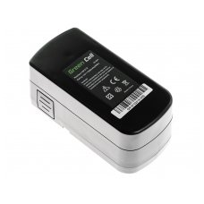 Baterija (akumuliatorius) GC elektriniam įrankiui Festool C 12 Festool T 12+3 12V 3.3 Ah