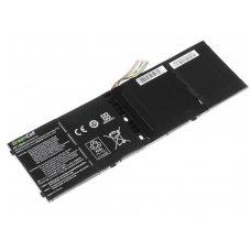 Baterija (akumuliatorius) GC Acer Aspire V5-552 V5-552P V5-572 V5-573 V5-573G V7-581 R7-571 R7-571G 15V 3560mAh