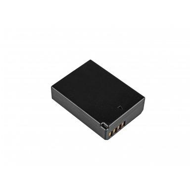 Baterija (akumuliatorius) GC LP-E10 Canon EOS Rebel T3, T5, T6, Kiss X50, Kiss X70, EOS 1100D, EOS 1200D, EOS 1300D 7.4V 950mAh 3