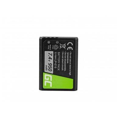 Baterija (akumuliatorius) GC LP-E10 Canon EOS Rebel T3, T5, T6, Kiss X50, Kiss X70, EOS 1100D, EOS 1200D, EOS 1300D 7.4V 950mAh