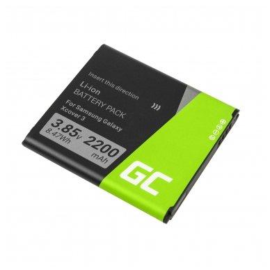 Baterija (akumuliatorius) GC EB-BG388BBE telefonui Samsung Galaxy xCover 3 G388F G389F 2200mAh 3.8V 3