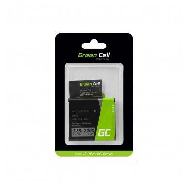 Baterija (akumuliatorius) GC EB-BG388BBE telefonui Samsung Galaxy xCover 3 G388F G389F 2200mAh 3.8V