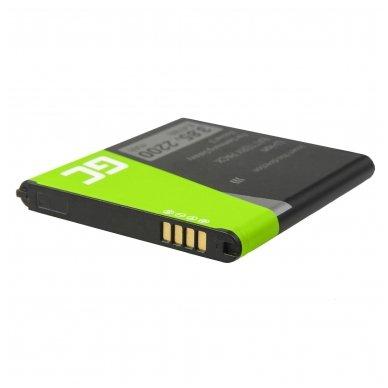 Baterija (akumuliatorius) GC EB-BG388BBE telefonui Samsung Galaxy xCover 3 G388F G389F 2200mAh 3.8V 5