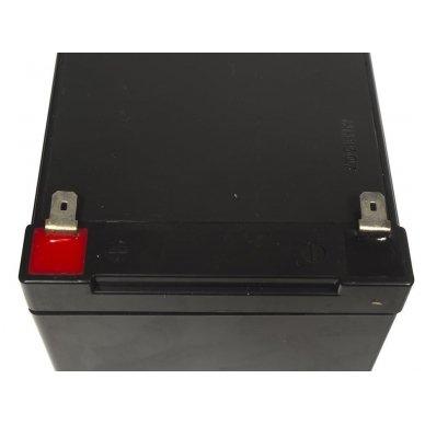 Baterija (akumuliatorius) GC UPS Gel (universali) 12V 12Ah 3