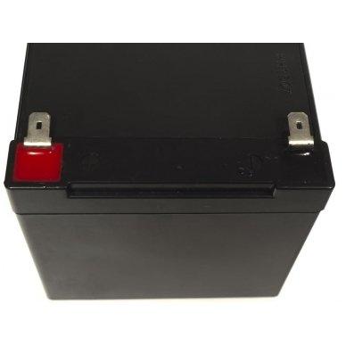 Baterija (akumuliatorius) GC UPS Gel (universali) 12V 14Ah 3