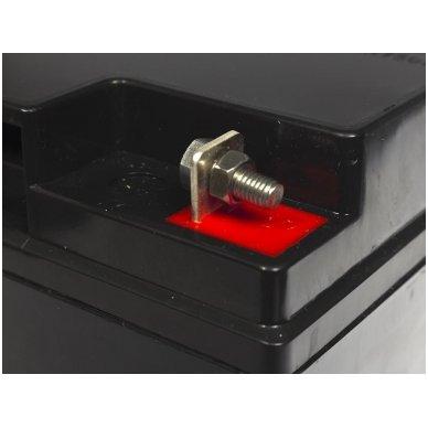 Baterija (akumuliatorius) GC UPS Gel (universali) 12V 18Ah 3