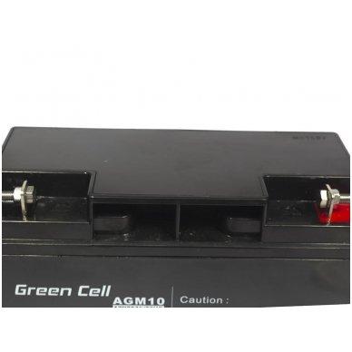 Baterija (akumuliatorius) GC UPS Gel (universali) 12V 20Ah 3