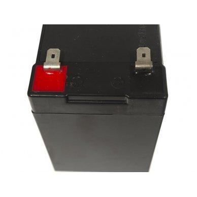 Baterija (akumuliatorius) GC UPS Gel (universali) 12V 7.2Ah 3
