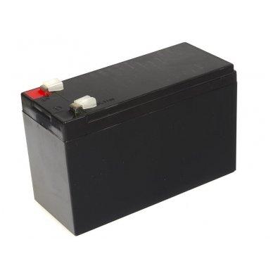 Baterija (akumuliatorius) GC UPS Gel (universali) 12V 7.2Ah 5
