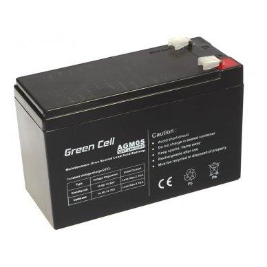 Baterija (akumuliatorius) GC UPS Gel (universali) 12V 7.2Ah