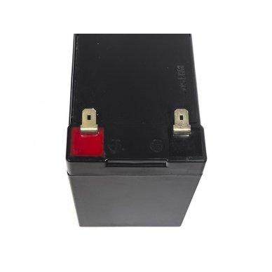 Baterija (akumuliatorius) GC UPS Gel (universali) 12V 7Ah 4