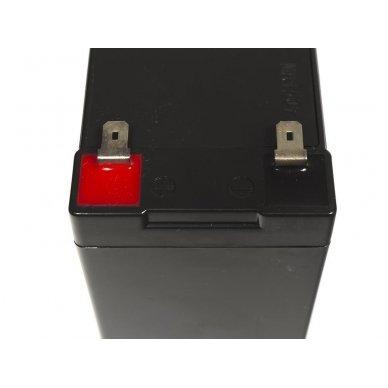 Baterija (akumuliatorius) GC UPS Gel (universali) 12V 9Ah 4
