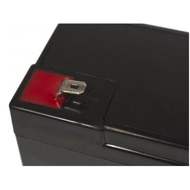 Baterija (akumuliatorius) GC UPS Gel (universali) 6V 12Ah 2
