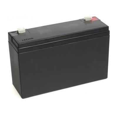Baterija (akumuliatorius) GC UPS Gel (universali) 6V 12Ah 5