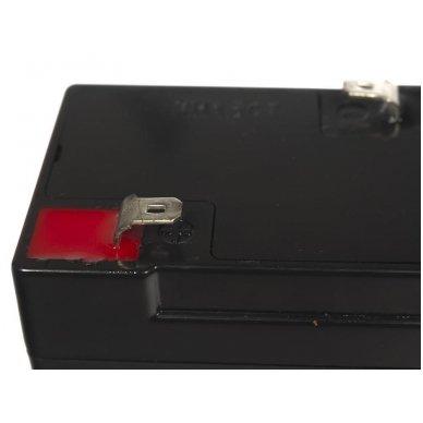 Baterija (akumuliatorius) GC UPS Gel (universali) 6V 4.5Ah 3