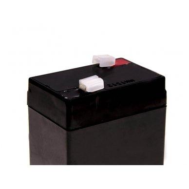 Baterija (akumuliatorius) GC UPS Gel (universali) 6V 5Ah 4