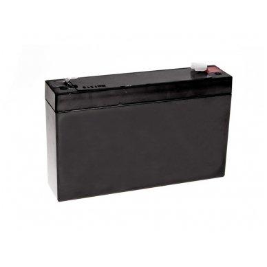 Baterija (akumuliatorius) GC UPS Gel (universali) 6V 7Ah 5