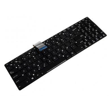 Klaviatūra Asus A55 K55VD R500 R500V R700 3