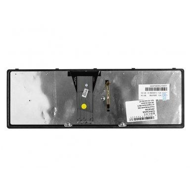 Klaviatūra Lenovo G500C G500H G500S G505S S500 S510P Z510 Flex 15 15D (šviečianti) US 2