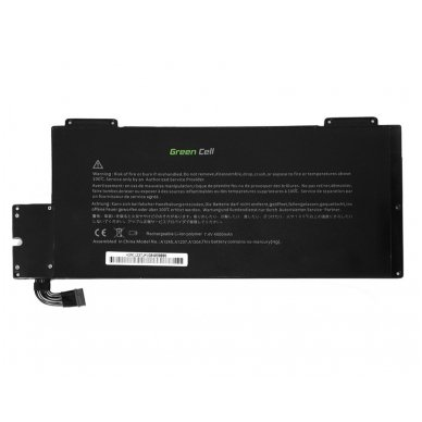 Baterija (akumuliatorius) GC Apple MacBook Air 13 A1237 A1304 2008-2009 7.4V 4400mAh
