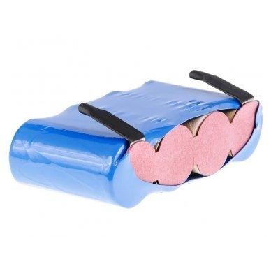 Baterija (akumuliatorius) GC skirta Karcher K50 K55 K85 4.8V 3000mAh 3