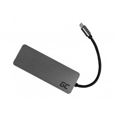 Jungčių šakotuvas HUB USB-C GC 4K DEX 2