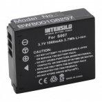 Baterija (akumuliatorius) foto-video kamerai Panasonic CGA-S007 3.7 V 1000mAh