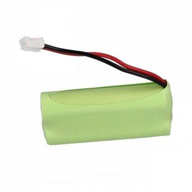 Baterija (akumuliatorius) fiksuoto ryšio telefonui Siemens Gigaset A120, A140 2.4V 850mAh 3