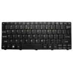 Klaviatūra ACER Aspire One D255 D257 D260 D270 521 532 533 (mažas ENTER, F3 - WIFI) US