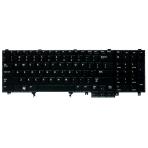 Klaviatūra DELL E5520 E6520 M4600 M6600 US