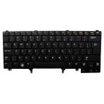 Klaviatūra DELL Latitude E5420 E6220 E6320 E6420 (didelis ENTER) UK