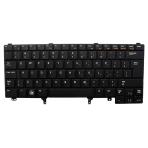 Klaviatūra DELL Latitude E5420 E6420 (didelis Enter, su apšvietimu) UK