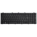 Klaviatūra FUJITSU SIEMENS Lifebook A530 A531 AH530 AH531 (didelis ENTER) UK