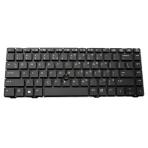 Klaviatūra HP COMPAQ 6460B 6470B 8460P 8460W (be rėmelio)