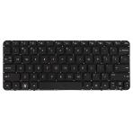 Klaviatūra HP COMPAQ Mini 210-2000 210-3000 210-4000 (mažas ENTER, be rėmelio) US