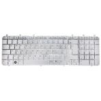 Klaviatūra HP COMPAQ Pavilion DV7-1000 (sidabrinė, didelis ENTER) UK
