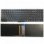 Klaviatūra MSI APACHE GE62 GL62 GE72 WS60 US (spalvotas pašvietimas)