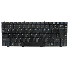 Klaviatūra FUJITSU SIEMENS Amilo L1310 Li1705 V2030 V2035 V2055 V3515 (didelis ENTER, CTRL-FN) UK