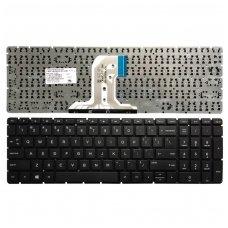 Klaviatūra HP COMPAQ 15-ay 15-ay010nw 15-ay038nw 15-ay044nw (mažas ENTER, klavišai su tarpais be rėmelio)