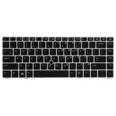 Klaviatūra HP COMPAQ Elitebook 9470m (šviečianti, TRACKPOINT) US