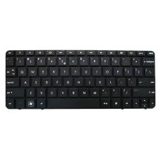 Klaviatūra HP COMPAQ Mini 210-2000 210-3000 210-4000 (mažas ENTER, klasikinė) US