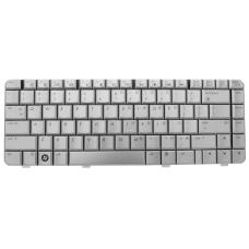 Klaviatūra HP COMPAQ Pavilion DV2000 DV3000 (sidabrinė) US